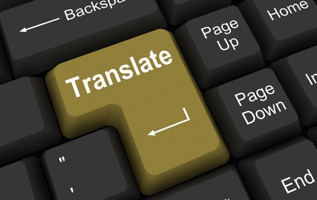 Empresa de serviço de tradução